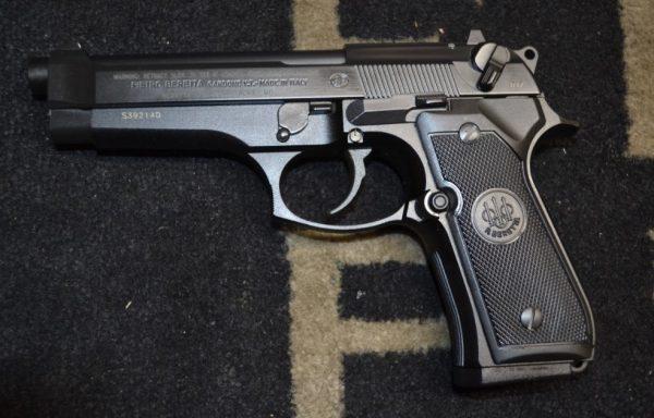 Acheter BERETTA 92 FS- Armes à Paris- Arme catégorie d' d'occasion
