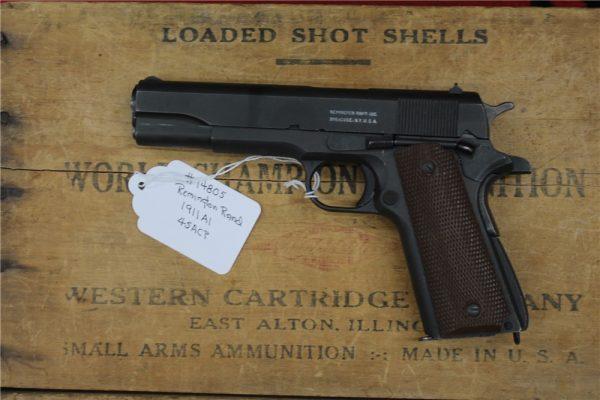 Acheter REMINGTON 1911 A1- Armurerie en ligne- arme à feu
