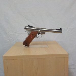 Acheter RUGER MARK III-pistolet 9mm occasion-vente d'armes à belgique
