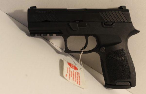 Acheter SIG SAUER P320-boutique d'armes à paris-Arme avec silencieux
