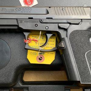 Acheter SIG SAUER SP 2022| Où vendre des armes